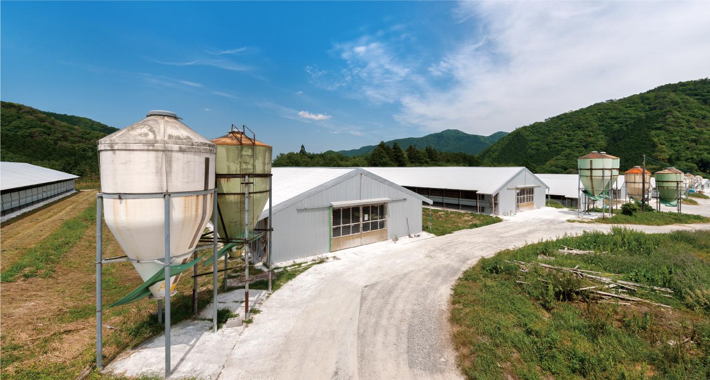 篠目三谷農場(山口市)